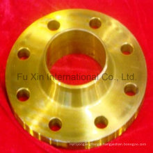 Welding Neck Flange (WN FLANGE)