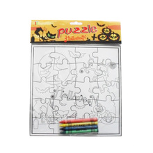 Malerei Puzzle-Spiel