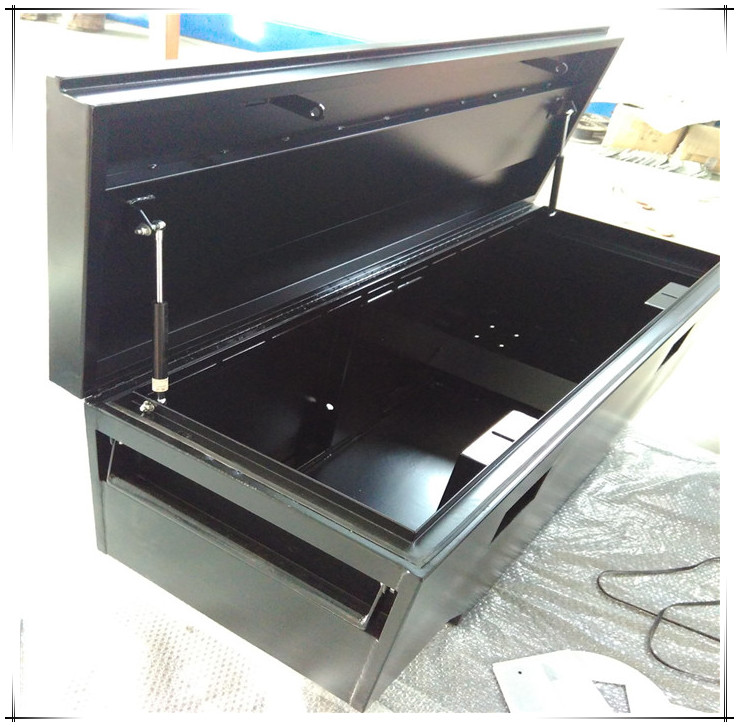 Custom Steel Tool Box