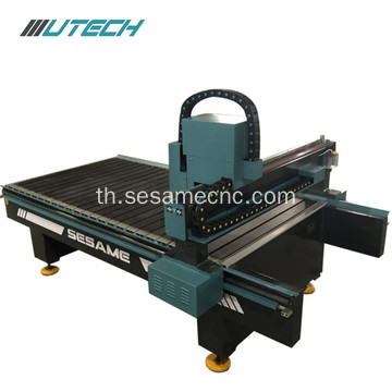 Single head mdf acrylic plywood cutting cnc router