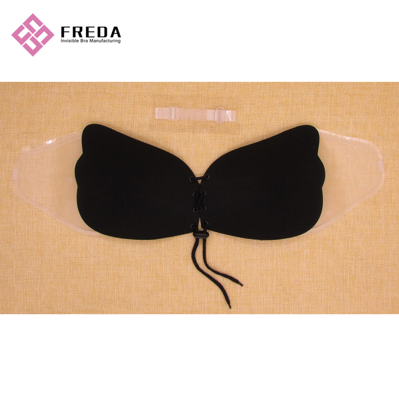 Butterfly Silicone Wing Stick On Strapless Bra