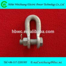 accesorios para cables eléctricos U grillete