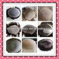 Superior High Quality Fashionable Mens Invisible Toupee, Hair Pieces, Hair Replacement System