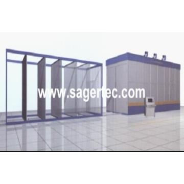 Horno de baño de calor producida por el fabricante
