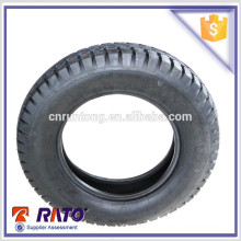 4,50-12 pneu de motocicleta barato da China de borracha natural de alta qualidade