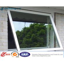 Fenêtre d'auvent en aluminium / PVC de PVC de qualité supérieure de 2016 Chine