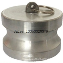 DC Type Sealing Cover Quick Coupling
