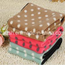 Pet Dog Blanket Fleece Blanket Super Soft Mat Dog Blanket