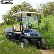 Chariot de golf utilitaire électrique à 30% pour les montagnes