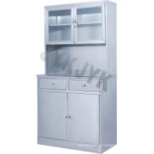 Шкаф для хранения медицинских принадлежностей из нержавеющей стали Jyk-D12