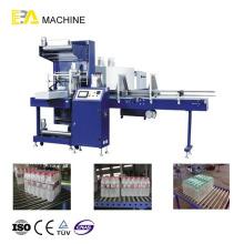 Machine à emballer automatique de rétrécissement de film de PE de bouteille d'eau