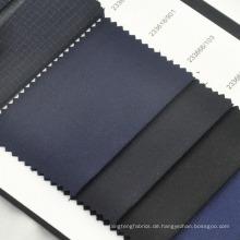 Wollstoff Textil neuesten Design Mantel Hose Männer Anzug