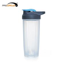 Proteção ambiental fácil de levar copo de balanço de plástico