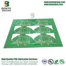 Foro per spina in resina PCB Quickturn