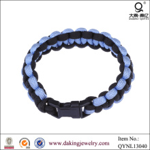 2013 Product Fabric Bracelet Vners Braided Link Survive Bracelet