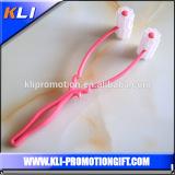 New design comfortable Pink face lift roller massager