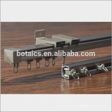 Rostfreier Stahl, gebrauchte Hotelvorhänge, Aluminiumprofil-Schiebefenster, LKW-Vorhangschienen
