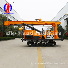 High quality low price water well rig with mud pump or  air compressor off the shelf  sell well