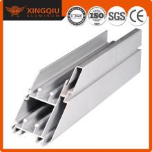 Fábrica de proceso de perfiles de aluminio, material de extrusión de aluminio de suministro