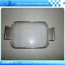 Wear-Resisting Stainless Steel Wire Mesh Basket