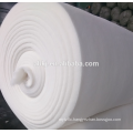 China supplier water absorbent polyester wadding/cotton wadding/felt