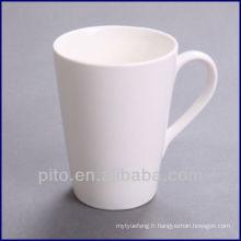 P & T en gros, en gros, porcelaine, café, tasse, salle, portion, utilisation