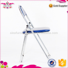 New degsin Qingdao Sionfur metal bedroom chair