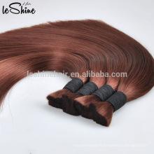 Alibaba Express Vente Chaude Pleine Cuticule Remy En Gros Top Qualité afro crépus en vrac en gros de cheveux humains