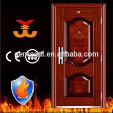 90mins porta de entrada dianteira do apartamento resistente ao fogo