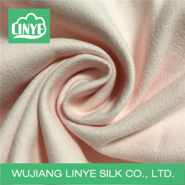 brushed polyester microfiber fabric