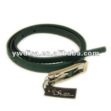 Simply Plain Real Leather Belt