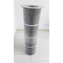 Cartouche filtrante anti-statique / anti-huile avec la membrane de PTFE
