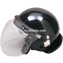 Casco antirrobo PC / ABS negro