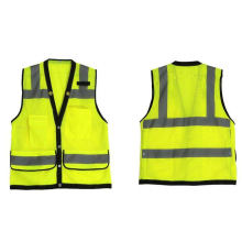 Highways Reflective Vest with Peach Shape Mesh Cloth