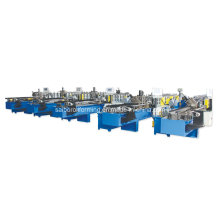 High Speed Track Cutting Keel Roll Forming Machine