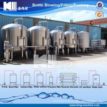 Línea de producción de tratamiento de agua Perfect Performance