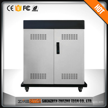 lockings storage cabinets for 68 laptops schools mobile charging station