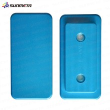 Sublimação Transferência de calor Mobile Phone Case Mold