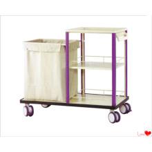 Deluxe Medical Linen Trolley/Clean Cart (KS-B35A)