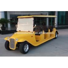 voiture électrique moderne de golf de club de 2 sièges avec le certificat de la CE