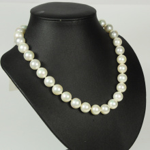 Handmade White Pearl Beaded Jewelry