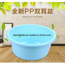 Lavabo en plastique de bassin de lavage de main de bassin en plastique pour la maison
