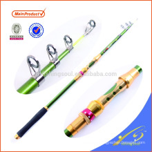TSR063 customized surf casting fishing rod telescopic surf rod tele surf rod