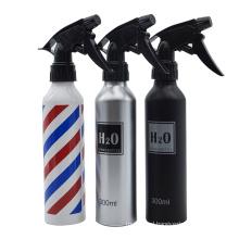 300ml Blue Spray Bottle High Grade Aluminum Water Bottle Trigger Hairdressing Tool for Hair Salons/Garden Spray Bottle