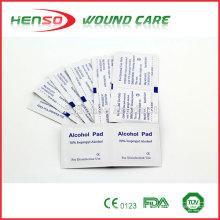 HENSO Non-sterile 70% Swap de álcool isopropílico