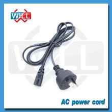 SAA 12V 3 Pin Australian Power Cable de extensión