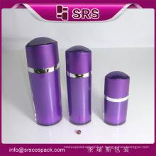 Venda quente de China, frasco luxuoso, tubo creme cosmético, produtos de skincare