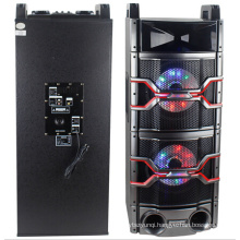2.0 Professional EQ Laser Light Speaker Sound System Power DJ Stage Speaker Stero Subwoofer E245