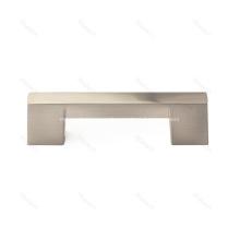 Модный металлический кухонный шкаф с дверной ручкой