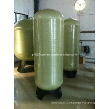 Fabricación profesional de tanques de FRP para el tratamiento del agua